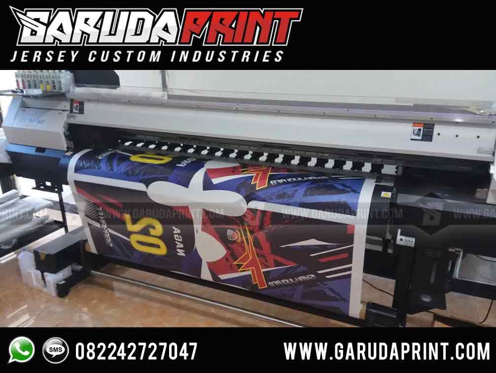 Vendor Jersey Printing di Lumajang Harga Termurah