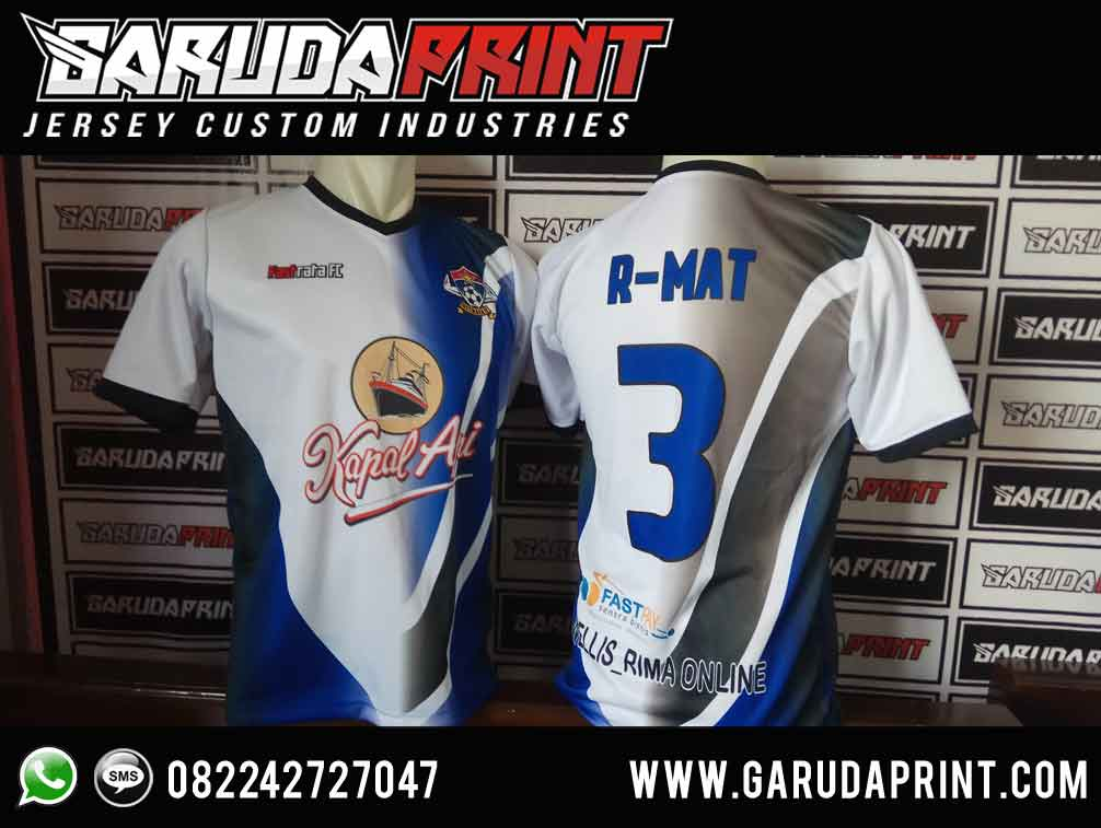 jasa pembuatan jersey Full Printing Untuk Olahraga di Lahat