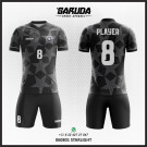Desain Kaos Futsal Starlight