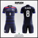 Desain Kaos Futsal / Sepakbola Bluretop