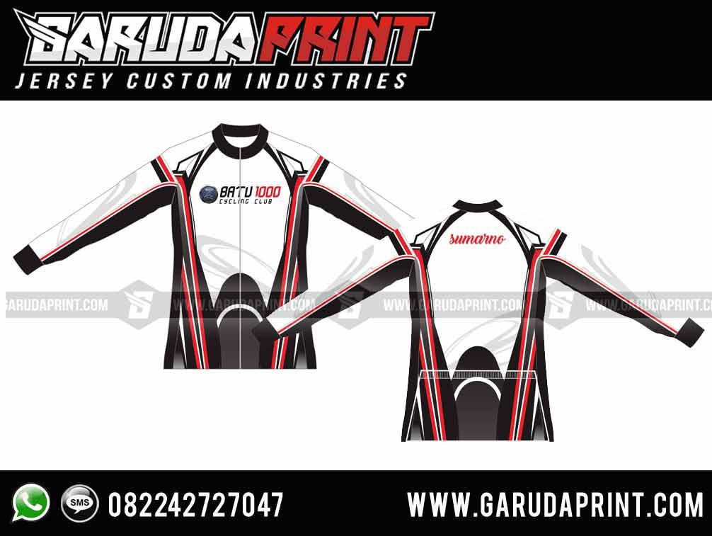 Konveksi Kaos Jersey Sepeda Full Printing Bisa Custom Sendiri
