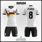Desain Baju Futsal Germany