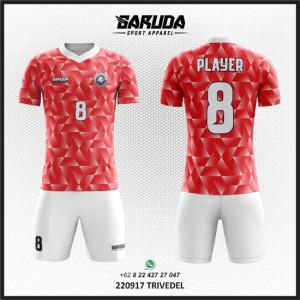Desain Jersey Futsal Printing Trivedel