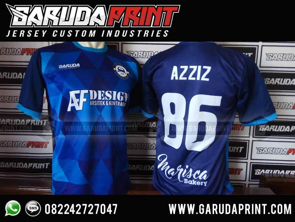 Jasa Bikin Jersey Printing PT GARUDAFOOD