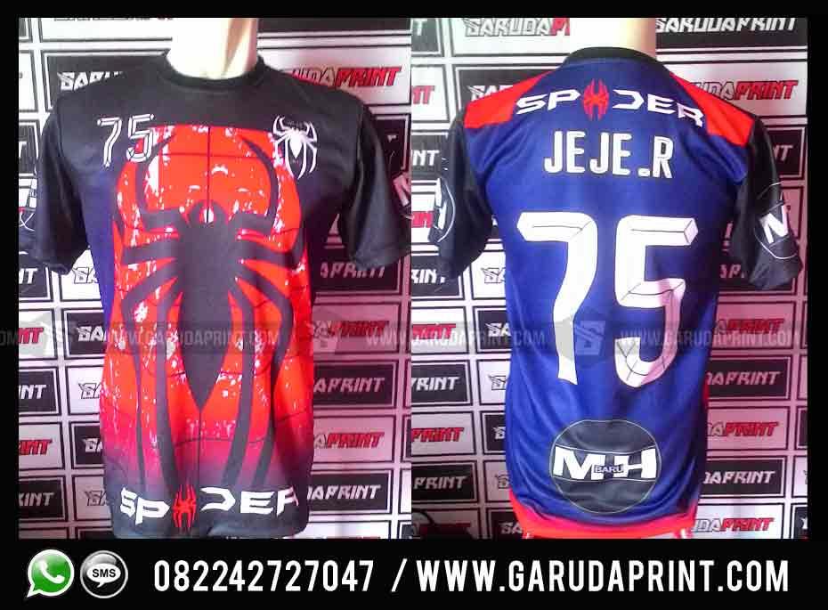 jasa bikin Desain Jersey Futsal Custom