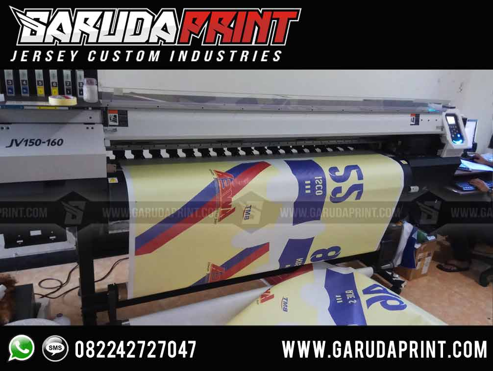 Pembuatan Jersey Printing UNIVERSITAS ATMA JAYA YOGYAKARTA / UAJY
