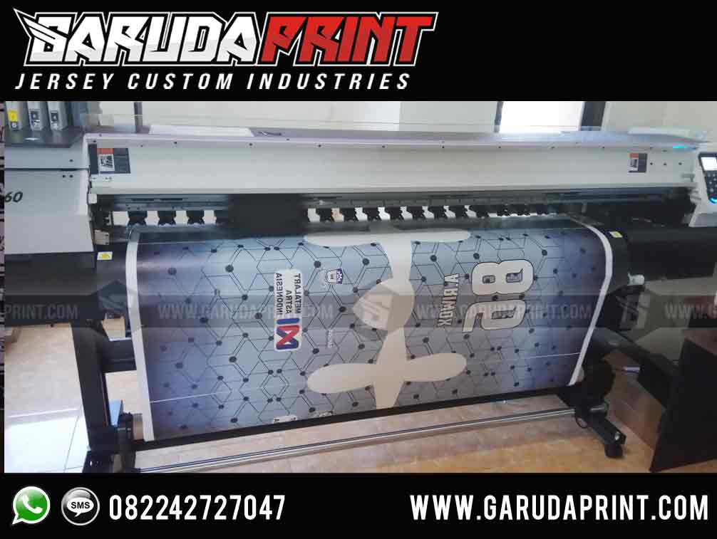 pembuatan kaos futsal printing Desain warna Hijau