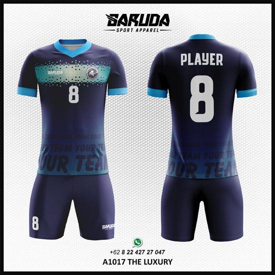 Desain Baju Futsal Printing The Luxury