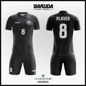 Desain Kaos Futsal / Sepakbola Printing Vicorius