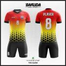 Desain Kostum / Seragam Futsal Printing The Glow