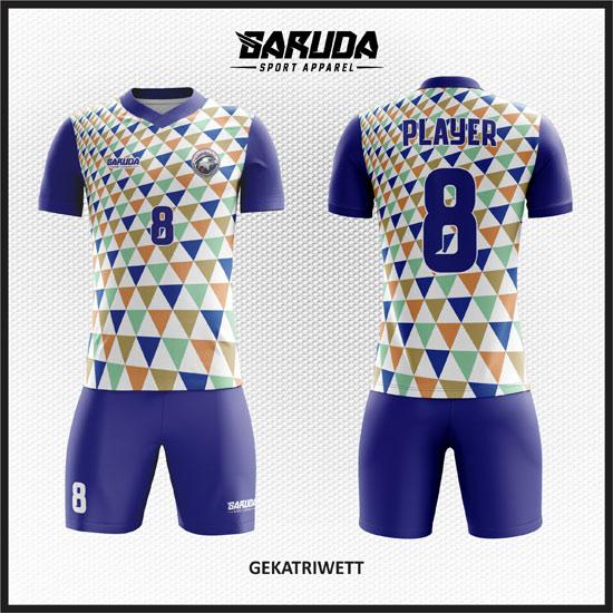Desain Baju Futsal Printing Gekatriwett