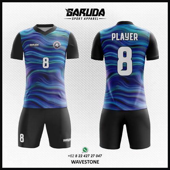 Desain Jersey Futsal Printing terkeren Wavestone