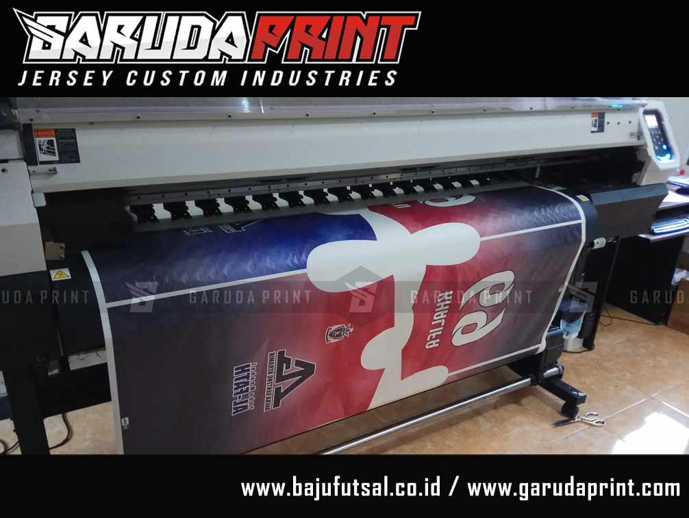 Bikin Baju Futsal Sablon Full Printing