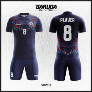 Desain Kostum / Seragam Futsal Voltus