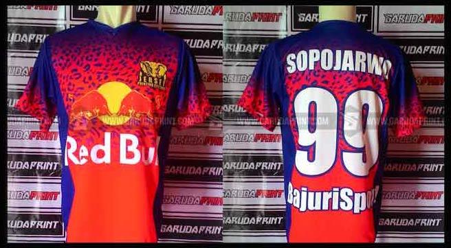 jasa Bikin Baju Futsal Teknik Digital Printing