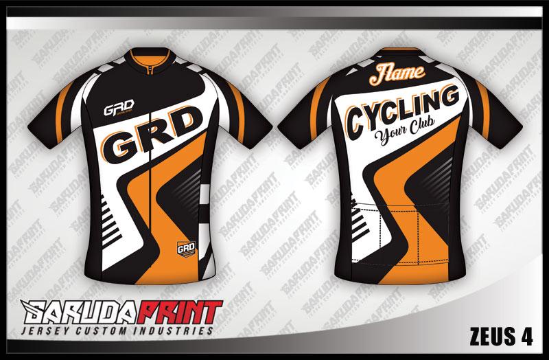 Konveksi Kaos Jersey Sepeda Desain Sendiri Pilihan Terbaik