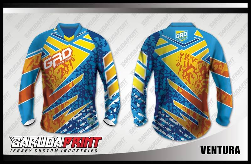 desain baju sepeda downhill printing