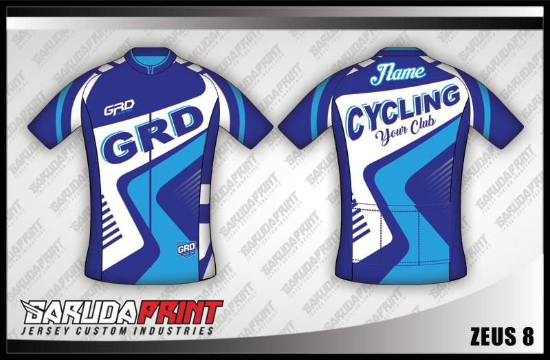 desain jerset sepeda gowes custom