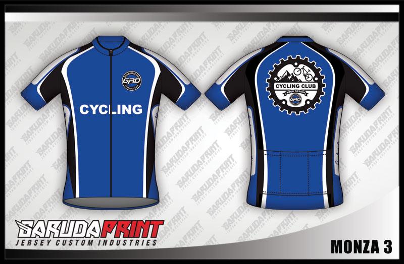 desain jersey sepeda custom gowes bike
