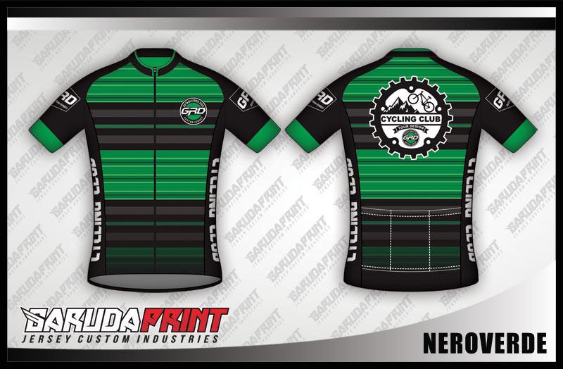 desain kaos jersey sepeda custom gowes bike
