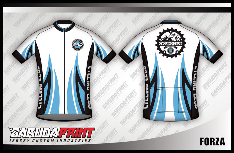desain kaos jersey sepeda