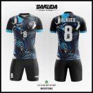 Desain Kostum Futsal Printing Bristone
