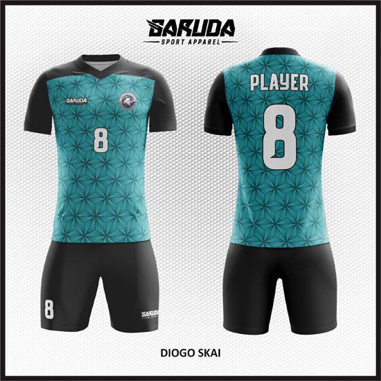 Desain Baju Futsal Printing Diogo Skai Untuk Tampil Beda