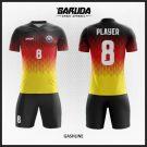 Desain Baju Futsal Printing Gashline