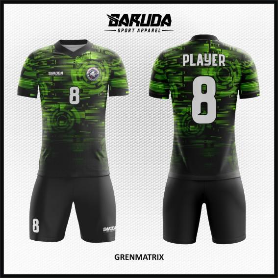 Desain Baju Futsal Terbaru Grenmatrix