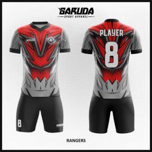 Desain Baju Futsal Terbaru Ranger