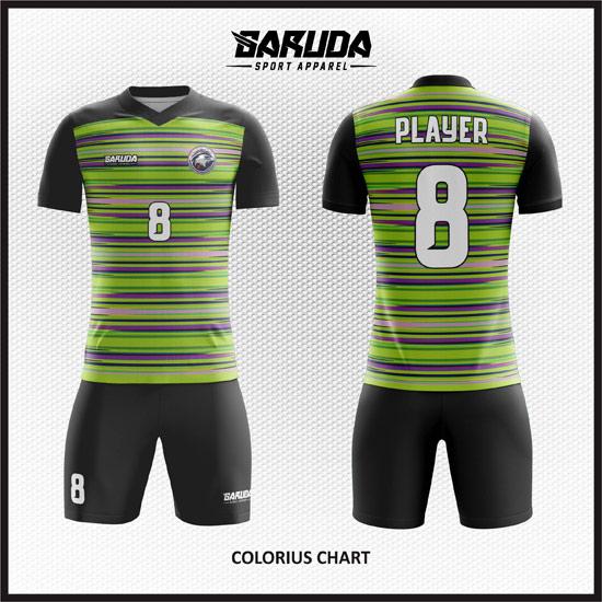 Desain Jersey Futsal Printing Colorius-Chart yang Menyejukkan Mata
