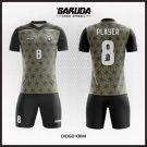 Desain Jersey  Futsal Printing Diogo-Krim
