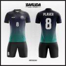 Desain Kaos Bola Futsal Messiah, Trendi dan Kekinian