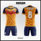 Desain Kaos Futsal Terbaru Bathnight Motif Kelelawar