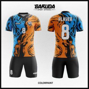 Desain Kaos Futsal Terbaru Colorpaint