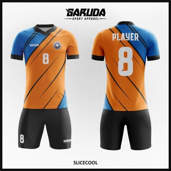Desain Kostum Futsal Terbaru Slicecool Ornamen Juara
