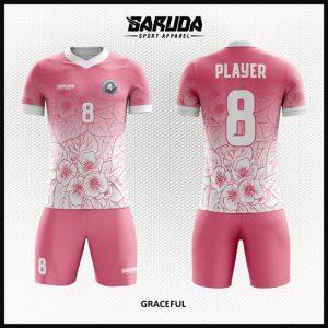 Desain Jersey Bola dan Futsal Graceful