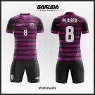 Desain Jersey Futsal Kode Purpleshine