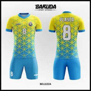 Desain Kaos Bola Futsal Bellezza