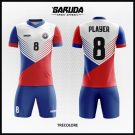 Desain Kaos Bola Futsal Kode Trecolore Tampil Trendy