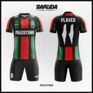 Desain Baju Bola Futsal  Palestino