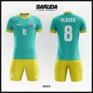 Desain Baju Futsal Code Weah