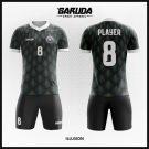 Desain Baju Sepakbola dan Futsal Illusion Tampil Garang