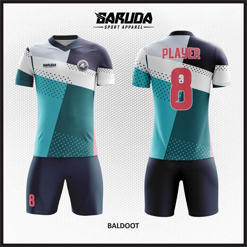 Desain Kaos Futsal Code Baldoot Terkeren