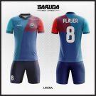 Desain Kostum Futsal Linera yang Keren
