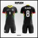 Desain Kaos Futsal Code Marley Tampil Asik