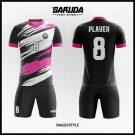 Desain Kaos Futsal Kode Raggystyle Tampil Oke dan Keren