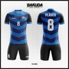 Desain Seragam Bola Futsal Kode Viline Super Elegan