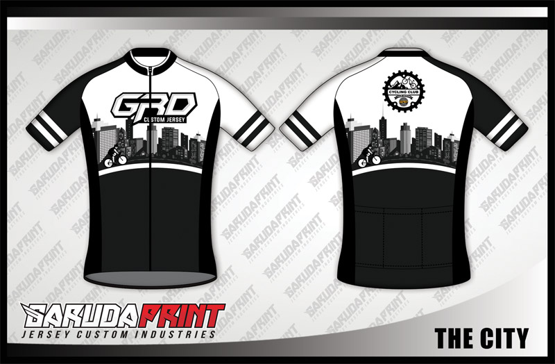 DESAIN BAJU SEPEDA GOWES CODE the-city