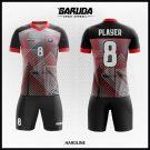 Desain Jersey Futsal Printing Code Hardline Tampilan Modelnya Bikin Kamu Makin Tampan